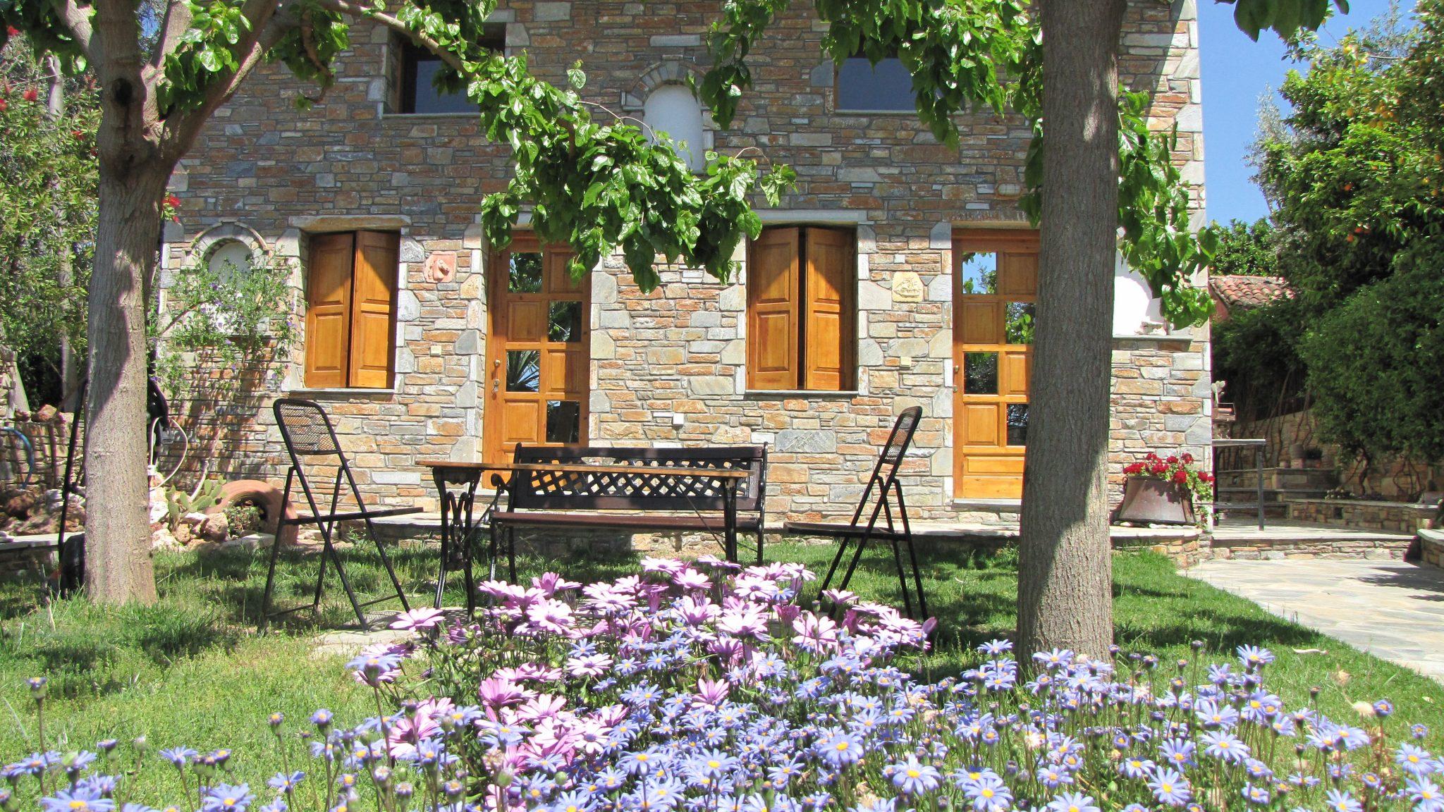Pilion Ferienhäuser in Griechenland