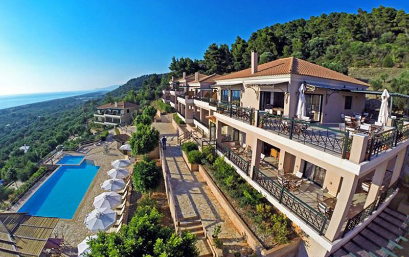 Natura Club & Spa - Peloponnese